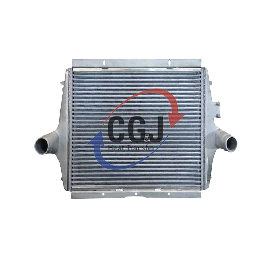 BT 1125G - Aluminum Ford F650 Super Crew Charge Air Cooler
