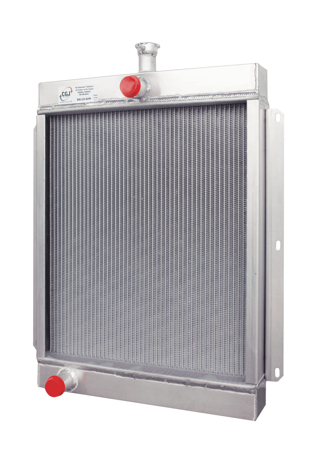 C, G, & J Inc * Radiators - Charge Air Coolers - Oil Coolers